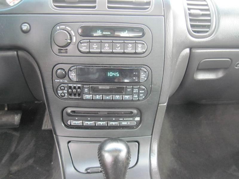 2000 Dodge Intrepid ES 4dr Sedan - Jenison MI