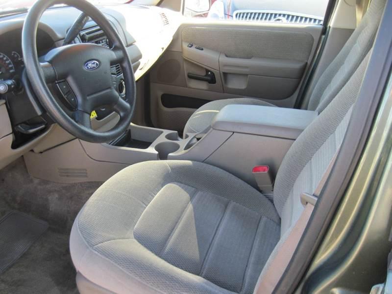 2002 Ford Explorer 4dr XLT 4WD SUV - Jenison MI