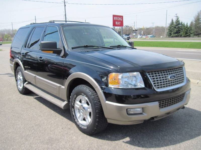 2004 Ford Expedition Eddie Bauer 4WD 4dr SUV - Jenison MI