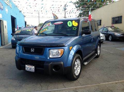 Ramirez Auto Sales >> Honda Element For Sale In Los Angeles Ca Ramirez Auto Sales