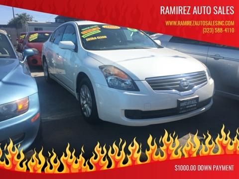 Ramirez Auto Sales >> Ramirez Auto Sales Car Dealer In Los Angeles Ca