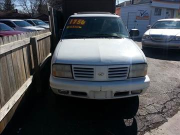 1999 Oldsmobile Bravada for sale in Detroit, MI