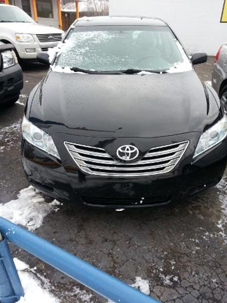 2008 Toyota Camry Hybrid car for sale in Detroit