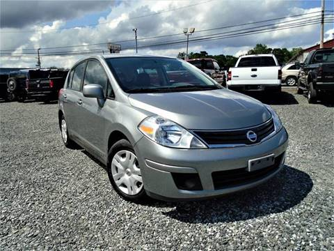 2012 Nissan Versa for sale in Lakewood, NJ