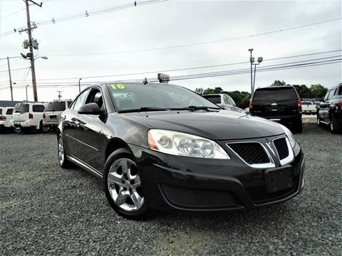 2010 Pontiac G6 for sale in Lakewood, NJ