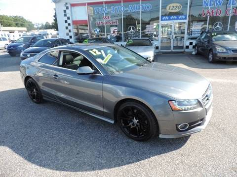 2012 Audi A5 for sale in Lakewood, NJ