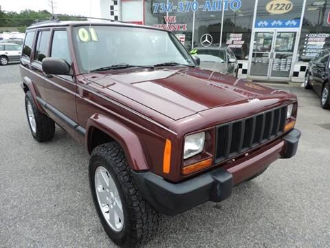 2001 Jeep Cherokee for sale in Lakewood, NJ