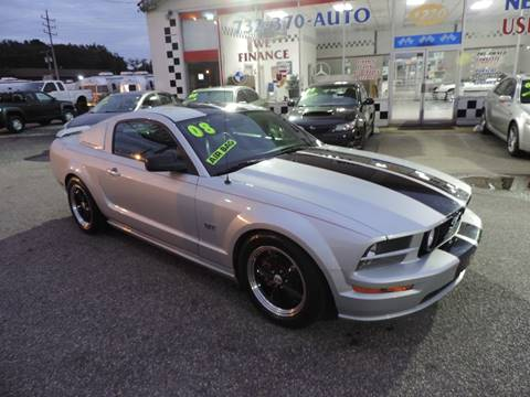 2008 Ford Mustang for sale in Lakewood, NJ