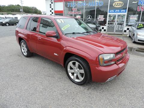 2007 Chevrolet TrailBlazer for sale in Lakewood, NJ