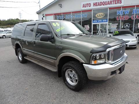 2000 Ford Excursion for sale in Lakewood, NJ