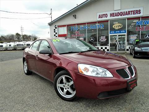 2009 Pontiac G6 for sale in Lakewood, NJ