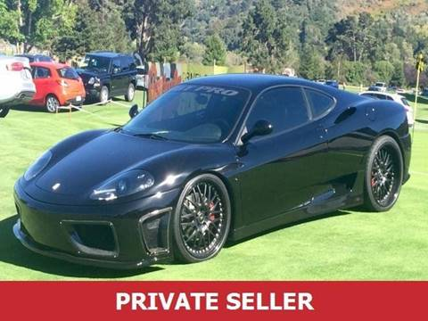2003 Ferrari 360 Challenge Stradale For Sale In Lakewood Nj