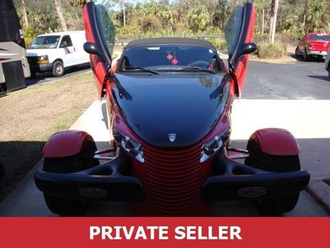 2000 Plymouth Prowler for sale in Lakewood, NJ