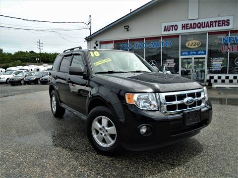 2010 Ford Escape For Sale >> 2010 Ford Escape For Sale In Lakewood Nj