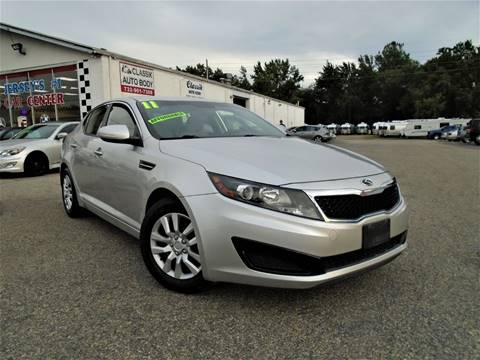 2011 Kia Optima for sale in Lakewood, NJ