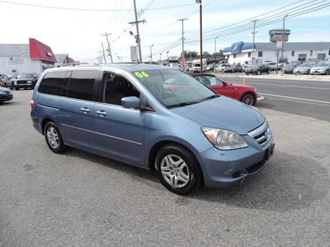 2006 Honda Odyssey for sale in Lakewood, NJ