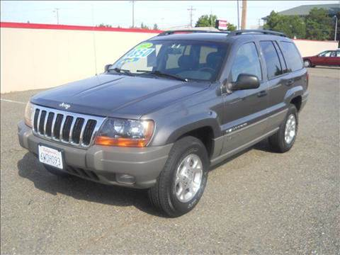 2002 Jeep Grand Cherokee for sale at PRICE TIME AUTO SALES in Sacramento CA