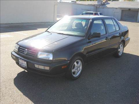 1998 Volkswagen Jetta for sale at PRICE TIME AUTO SALES in Sacramento CA
