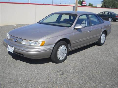 1995 Ford Taurus for sale at PRICE TIME AUTO SALES in Sacramento CA