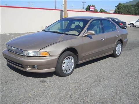 1999 Mitsubishi Galant for sale at PRICE TIME AUTO SALES in Sacramento CA