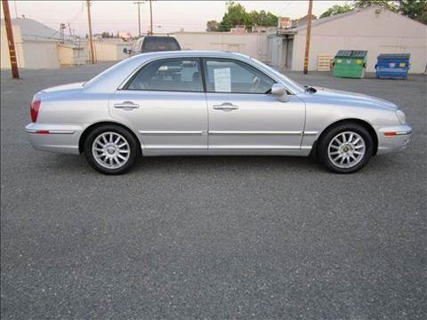 2004 Hyundai XG350 for sale at PRICE TIME AUTO SALES in Sacramento CA