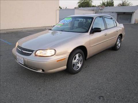 2004 Chevrolet Malibu for sale at PRICE TIME AUTO SALES in Sacramento CA