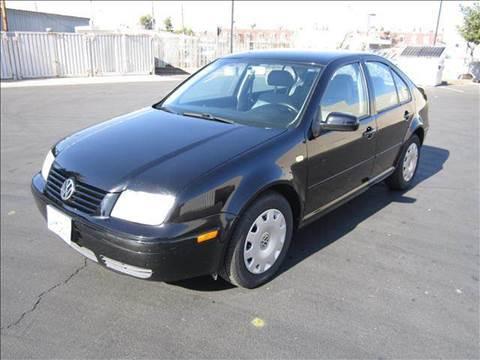 1999 Volkswagen Jetta for sale at PRICE TIME AUTO SALES in Sacramento CA
