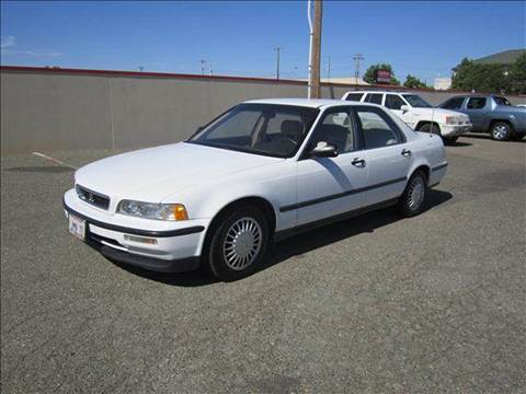 1991 Acura Legend for sale at PRICE TIME AUTO SALES in Sacramento CA