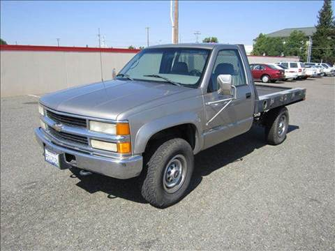 1998 Chevrolet C/K 2500 Series for sale at PRICE TIME AUTO SALES in Sacramento CA