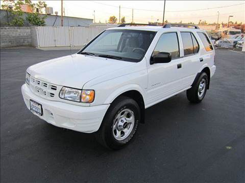 2000 Isuzu Rodeo for sale at PRICE TIME AUTO SALES in Sacramento CA