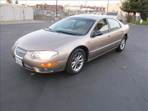 2000 Chrysler 300M for sale at PRICE TIME AUTO SALES in Sacramento CA