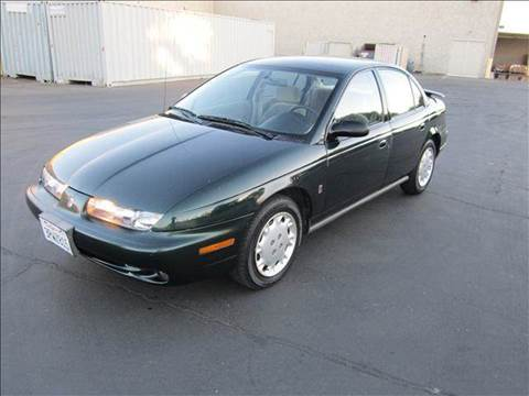 1996 Saturn S-Series for sale at PRICE TIME AUTO SALES in Sacramento CA