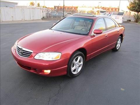 2001 Mazda Millenia for sale at PRICE TIME AUTO SALES in Sacramento CA