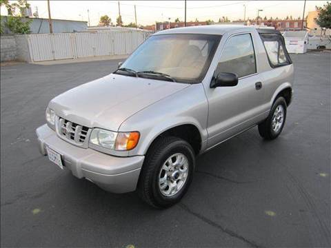 1999 Kia Sportage for sale at PRICE TIME AUTO SALES in Sacramento CA
