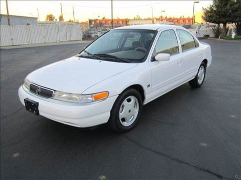 1995 Mercury Mystique for sale at PRICE TIME AUTO SALES in Sacramento CA