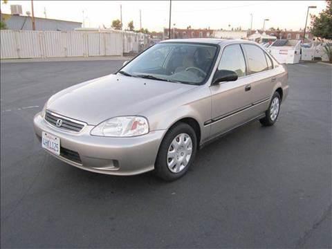 2000 Honda Civic for sale at PRICE TIME AUTO SALES in Sacramento CA
