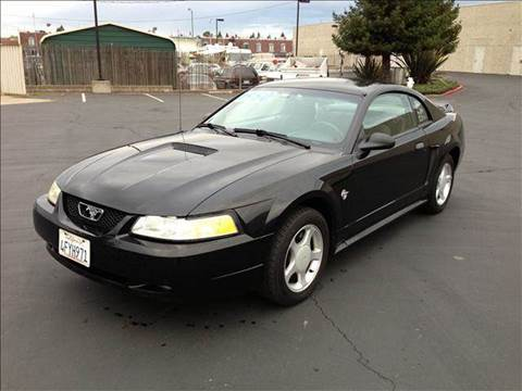1999 Ford Mustang for sale at PRICE TIME AUTO SALES in Sacramento CA
