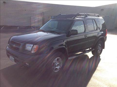 2000 Nissan Xterra for sale at PRICE TIME AUTO SALES in Sacramento CA
