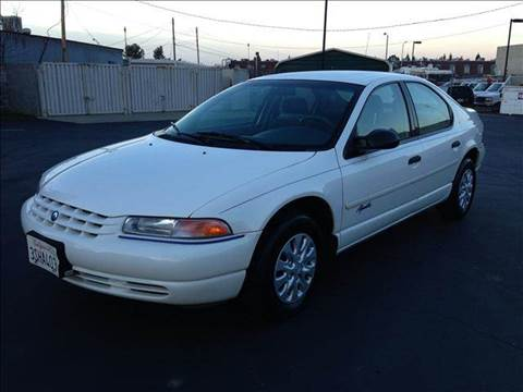 1996 Plymouth Breeze for sale at PRICE TIME AUTO SALES in Sacramento CA