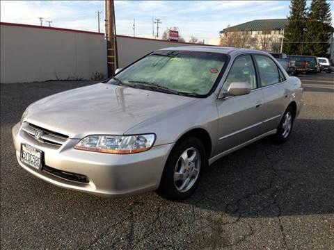 1999 Honda Accord for sale at PRICE TIME AUTO SALES in Sacramento CA
