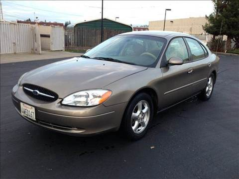 2002 Ford Taurus for sale at PRICE TIME AUTO SALES in Sacramento CA
