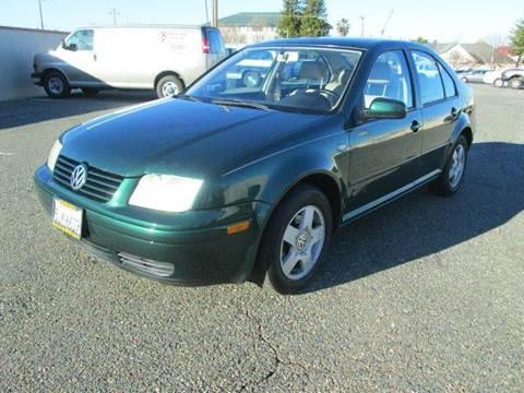 2001 Volkswagen Jetta for sale at PRICE TIME AUTO SALES in Sacramento CA
