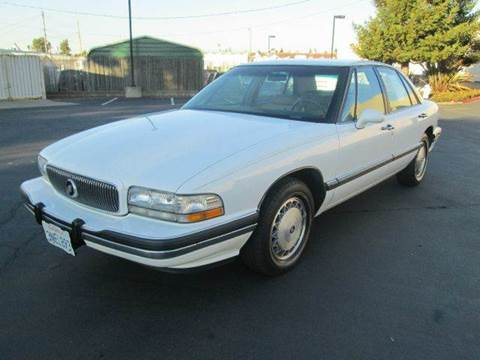 1995 Buick LeSabre for sale at PRICE TIME AUTO SALES in Sacramento CA