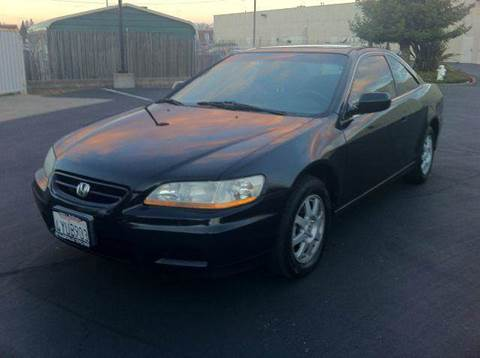 2002 Honda Accord for sale at PRICE TIME AUTO SALES in Sacramento CA