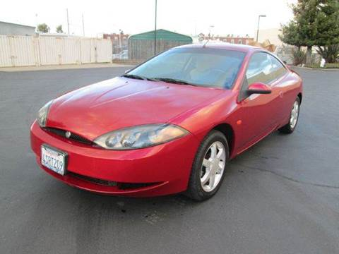 1999 Mercury Cougar for sale at PRICE TIME AUTO SALES in Sacramento CA