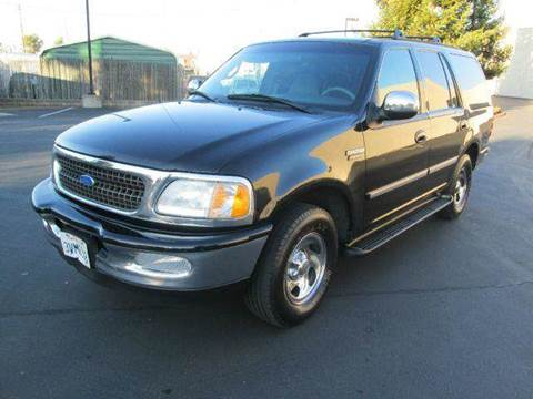 1997 Ford Expedition for sale at PRICE TIME AUTO SALES in Sacramento CA