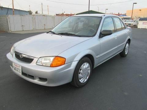 2000 Mazda Protege for sale at PRICE TIME AUTO SALES in Sacramento CA