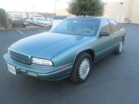 1993 Buick Regal for sale at PRICE TIME AUTO SALES in Sacramento CA