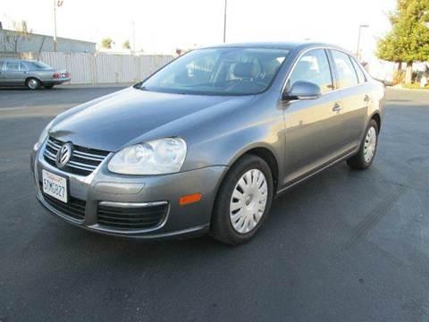 2005 Volkswagen Jetta for sale at PRICE TIME AUTO SALES in Sacramento CA