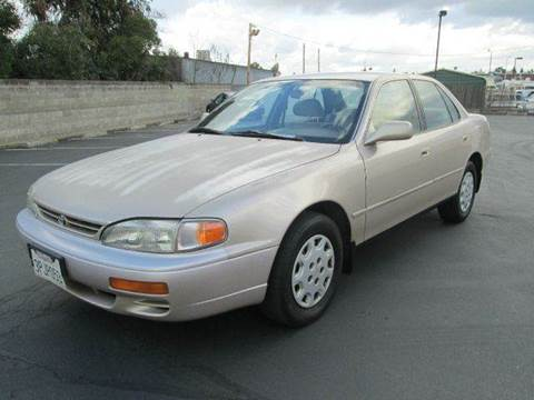 1996 Toyota Camry for sale at PRICE TIME AUTO SALES in Sacramento CA